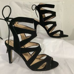 Sole Society Shoes - Sole Society Stella Canvas Heels 👠